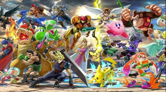 Every Character Is Coming To Smash Bros On Switch