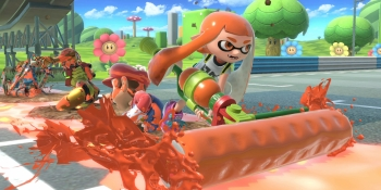 Inkling will be in Super Smash Bros. Ultimate.