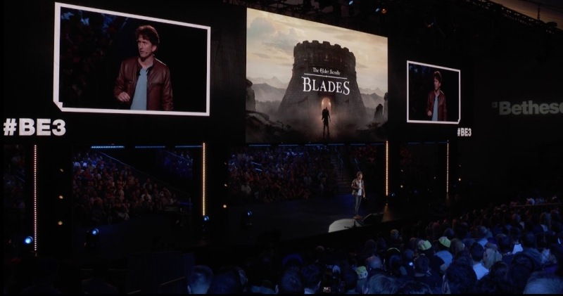 The Elder Scrolls Blades E3 2018