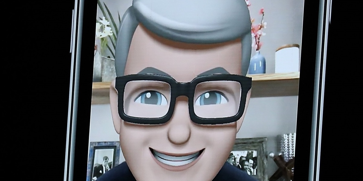 Remember Tim Cook? He's back -- in Memoji form!