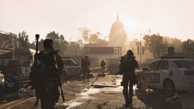 Tom Clancys The Division 2 is coming in 2019.