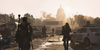 The Division 2 hands-on preview — taking D.C. back, one monument at a time