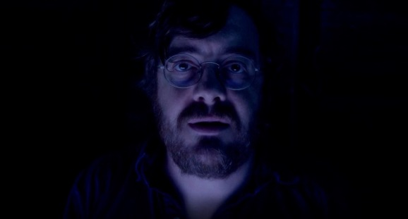 Actor Macon Blair in Transference.
