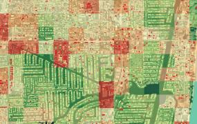 Cape Analytics: Urban roof condition