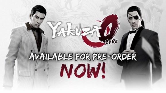 Yakuza Zero on PC.