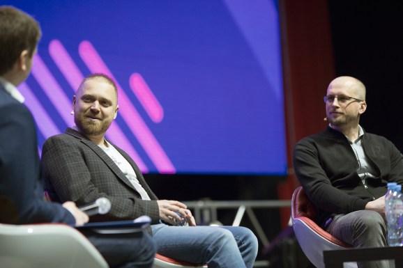 Bulba Ventures founders YuryMelnichek and