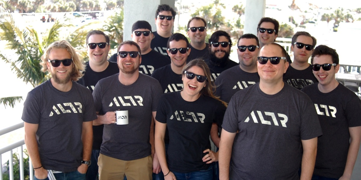 The ALTR team