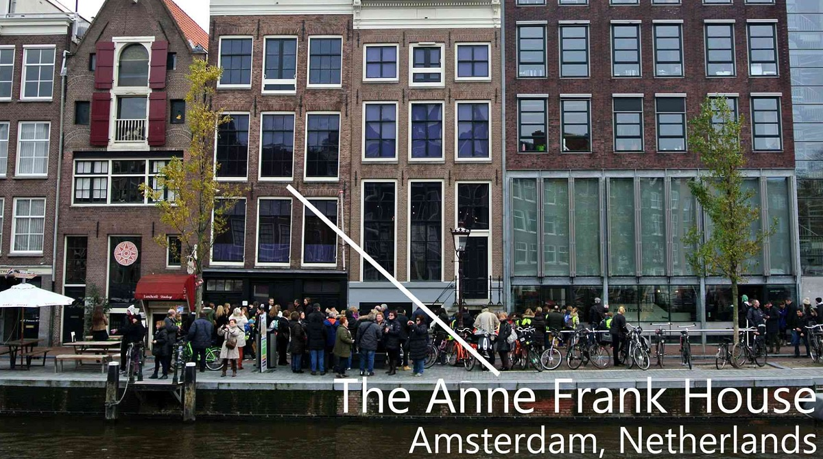 Oculus Launches Virtual Reality Tour Of Anne Frank S House Venturebeat