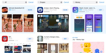 Apple reportedly plans to sell search ads within third-party apps