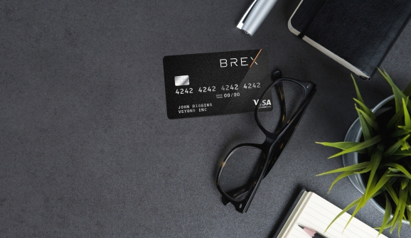 Brex: Credit card for startups
