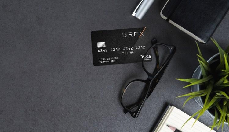 Brex: Credit card for startups