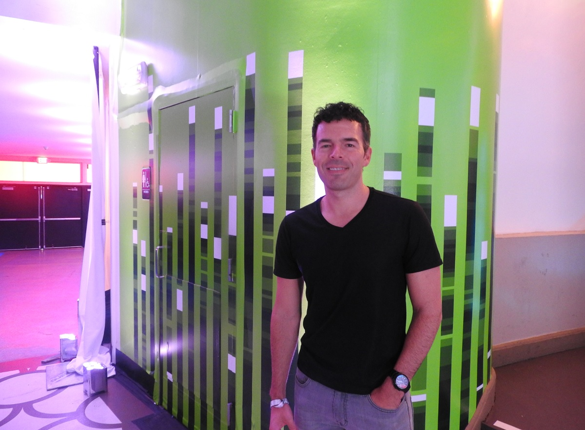 photo image BioWare's Casey Hudson: from Mass Effect burnout to HoloLens and back for Anthem