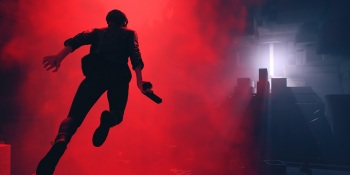 Remedy is making a four-player co-op spinoff for Control