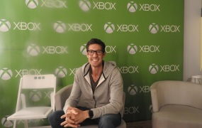 Darrell Gallagher is head of Microsoft's The Initiative game studio in Santa Monica, California.