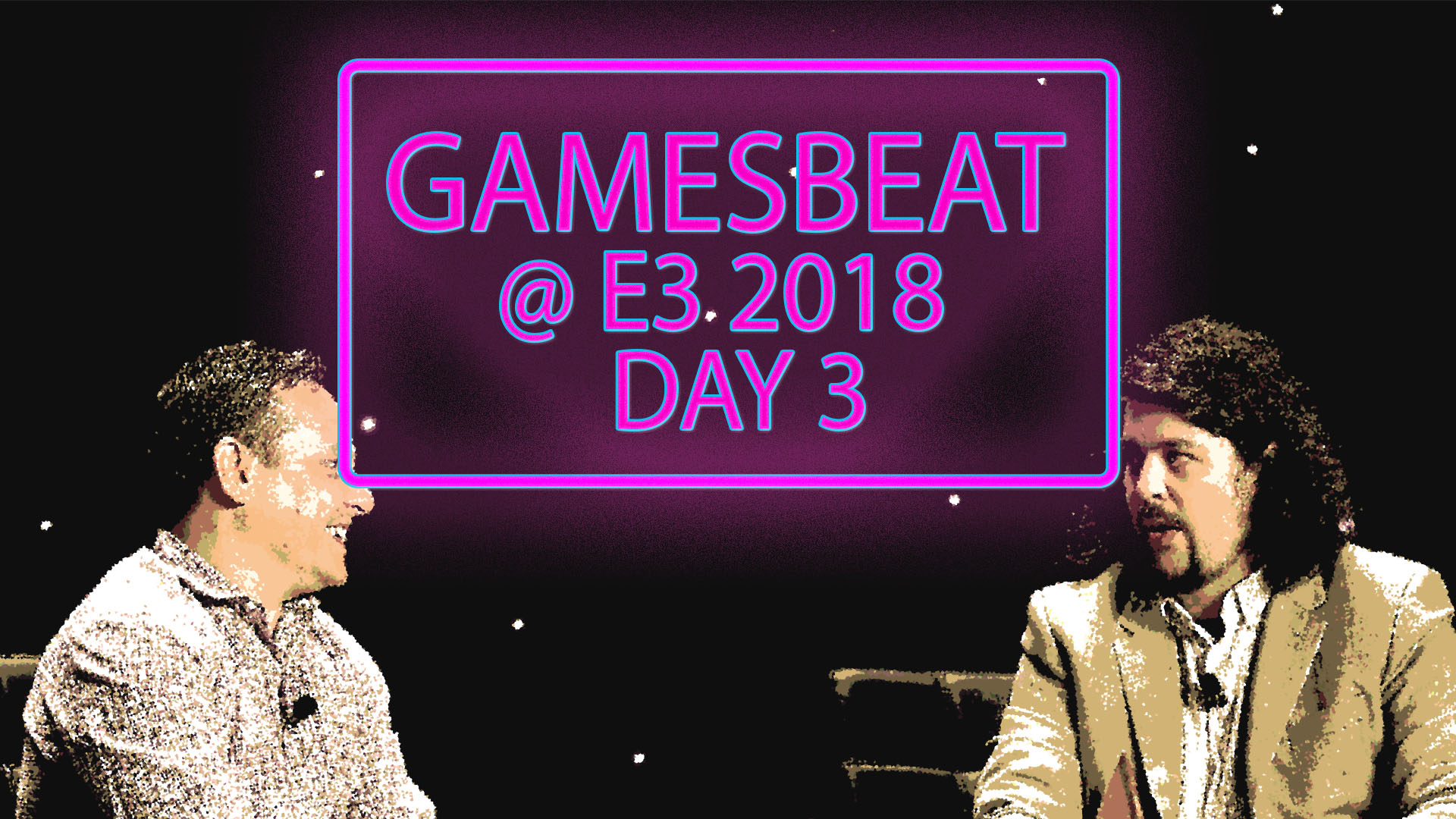 photo image GamesBeat Decides at E3 2018 Day 3: Nintendo, Smash Bros., and Cyberpunk