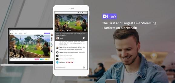 DLive is a blockchain-based livestreaming platform.