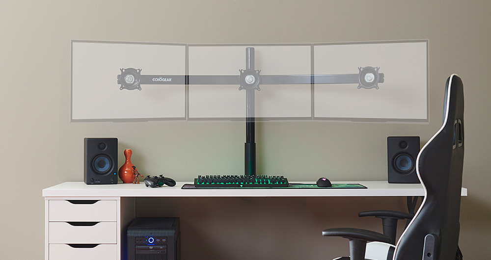 Echogear S 3 Monitor Mount Is A Breeze To Set Up And