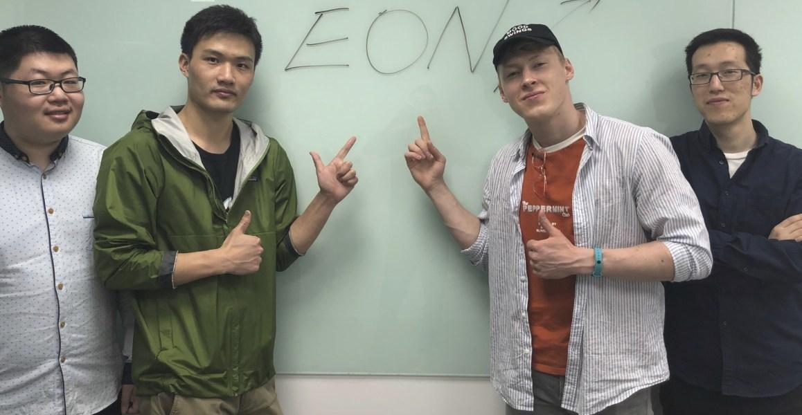 Eon Foundation team
