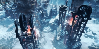Frostpunk wins Best Game at Brazil's Independent Games Festival's award show