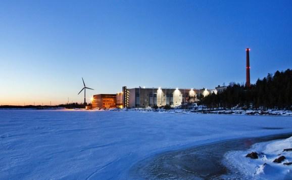 GCP: Finland (Hamina)
