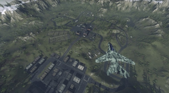 Airstrike in H1Z1