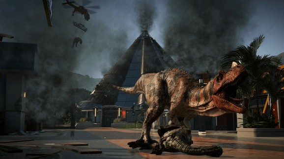 Jurassic World: Evolution finds a way with 1 million copies
