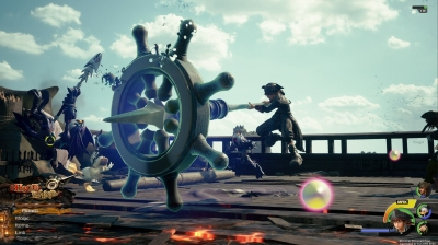 Kingdom Hearts III director explains why Pirates of the