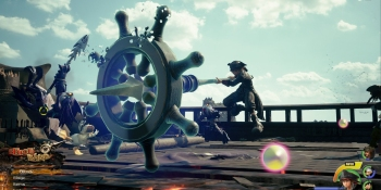 Kingdom Hearts III director explains why Pirates of the Caribbean is back