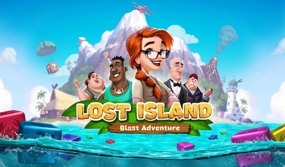 Lost Island: Blast Adventure is a story-driven puzzle game.