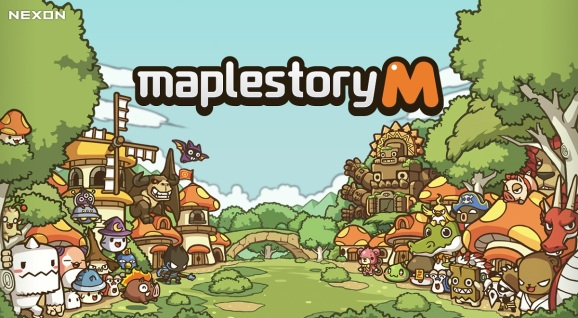 MapleStory M debuts soon on mobile devices.