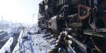 Metro Exodus puts you on a train journey through nuclear winter