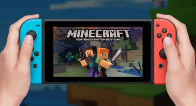 Minecraft Marketplace Creators Cant Wait For The Switch Version - Minecraft spiele fur nintendo ds