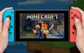 Minecraft fans on Nintendo Switch are about to get access to the Marketplace and cross-platform paly.