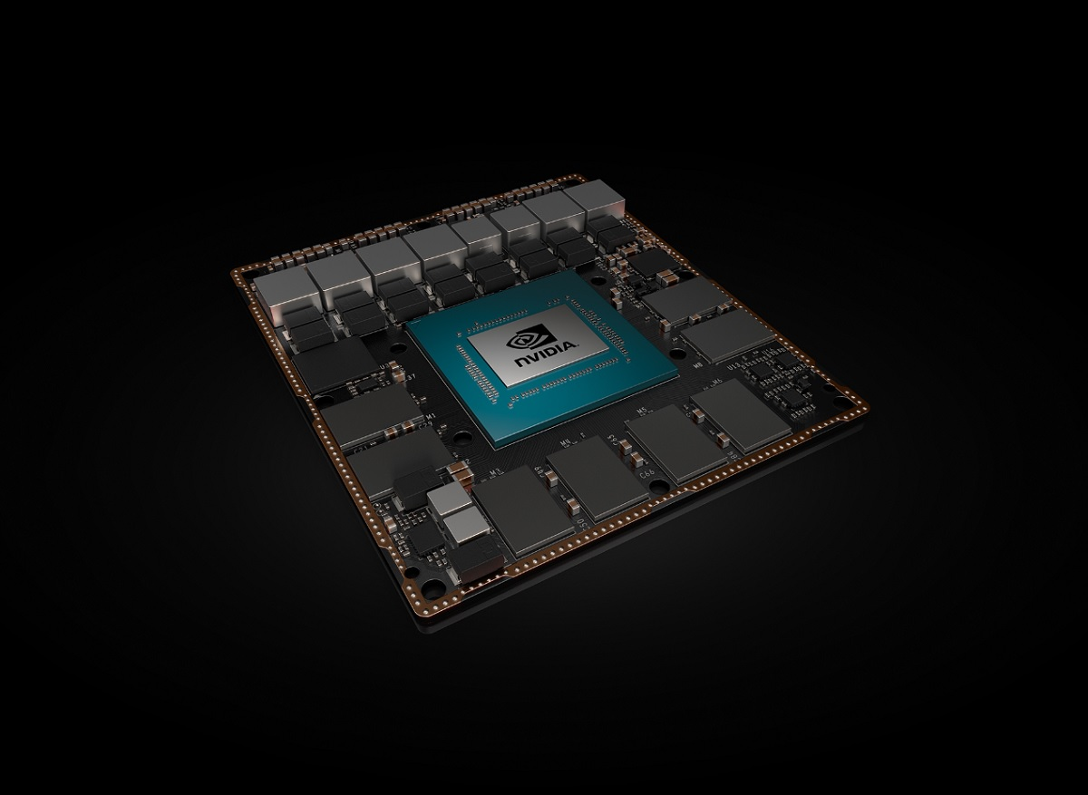 Nvidia Isaac platform, powered by Jetson Xavier, announced