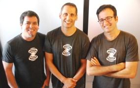 Zebra founders:  Elad Benjamin, Eyal Gura, Eyal Toledano