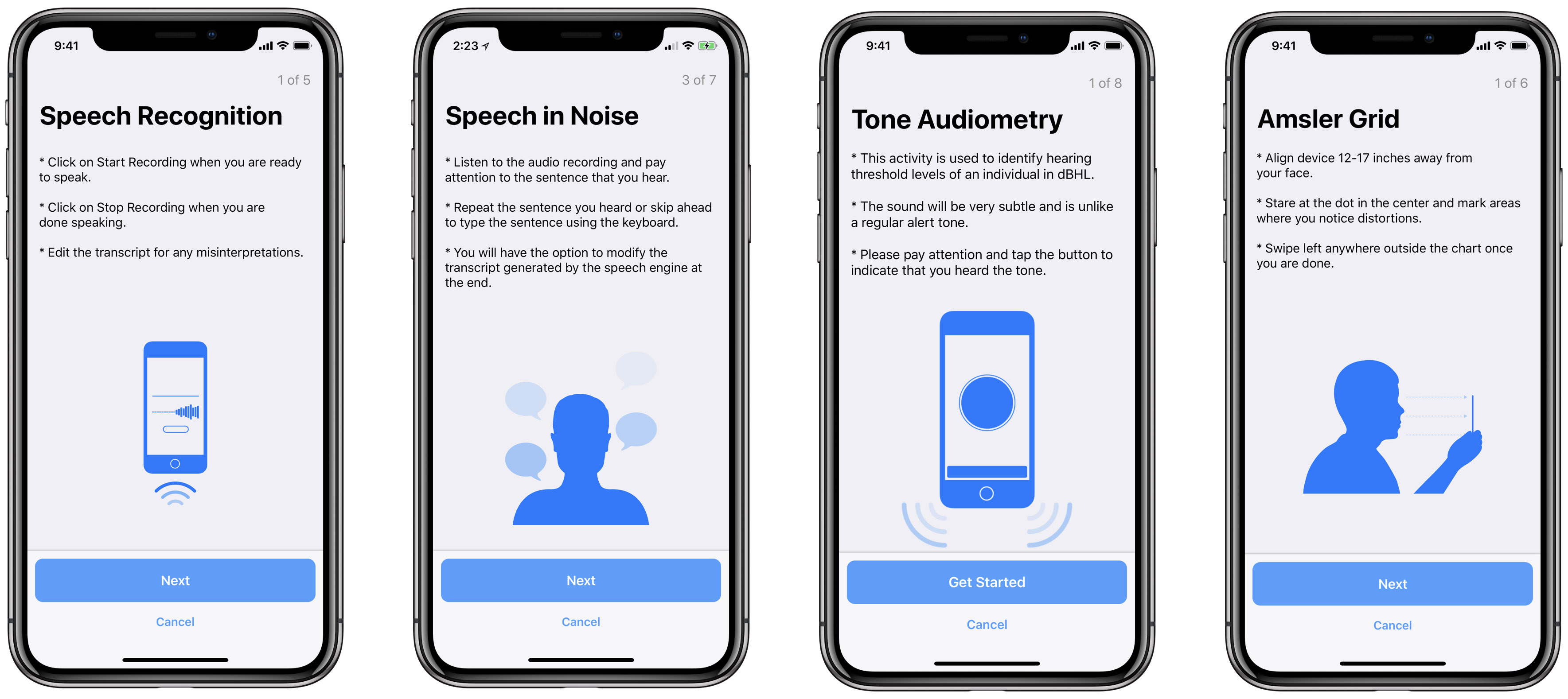 Apple Researchkit 2 Updates Include Ios 12 Ui Audio And Vision