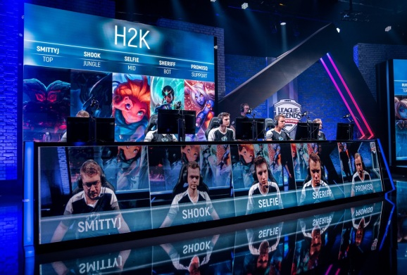 Riot's European competition for League of Legends.