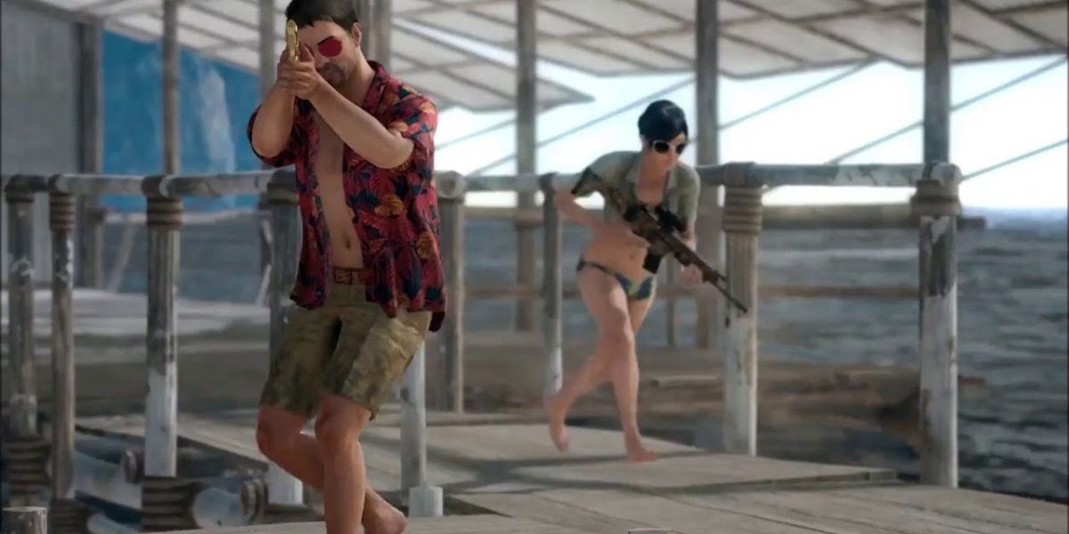 PUBG's new Sanhok styles from the new progression pass.