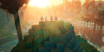 Square Enix Collective's newest game is the world-hopping MMO Boundless