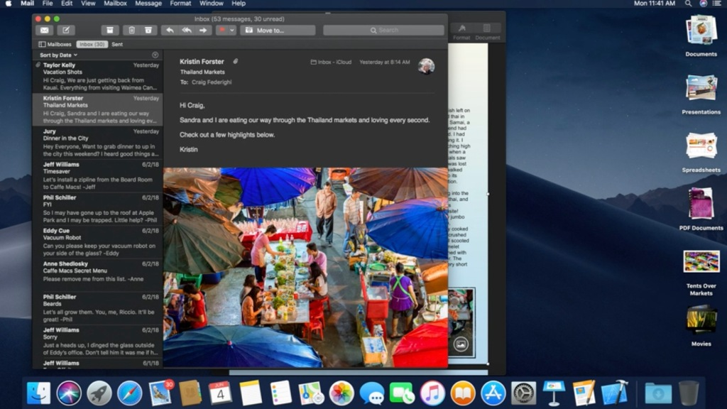 Apple reveals macOS Mojave with dark mode and offers sneak
