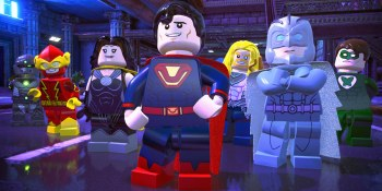 Lego DC Super Villains is about making your own bad guy