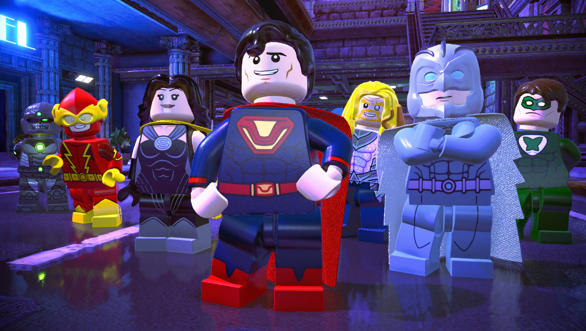 Lego Dc Super Villains Is About Making Your Own Bad Guy Venturebeat