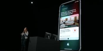Apple loses last Siri cofounder and search chief