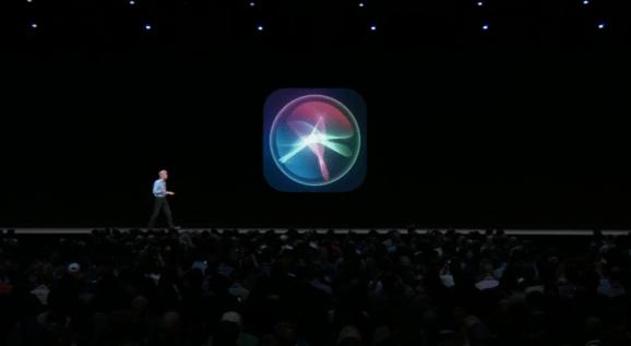 Apple VP and Siri chief Craig