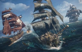 Skull & Bones is looking awesome.