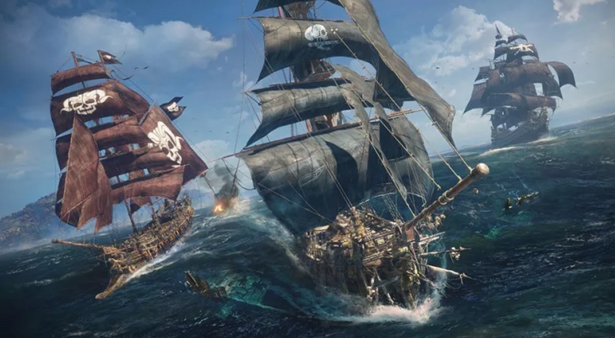 photo of Ubisoft pushes pirate game Skull & Bones to after March 2020 image