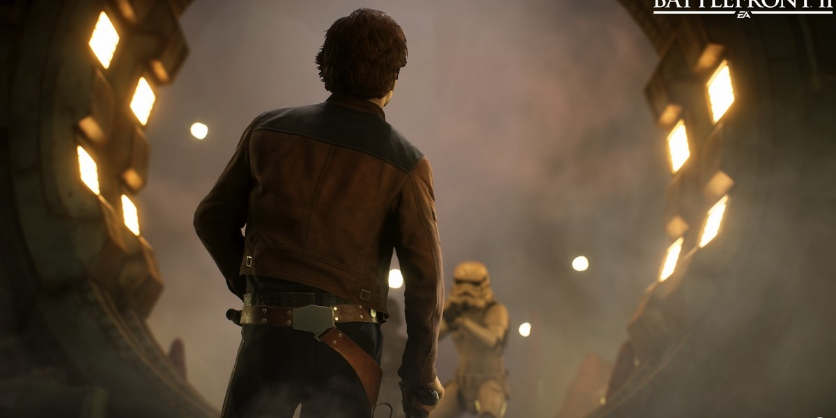 Han Solo from the Solo movie comes to Star Wars: Battlefront II