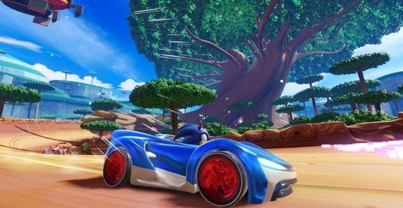 Team Sonic Racing is coming this winter.