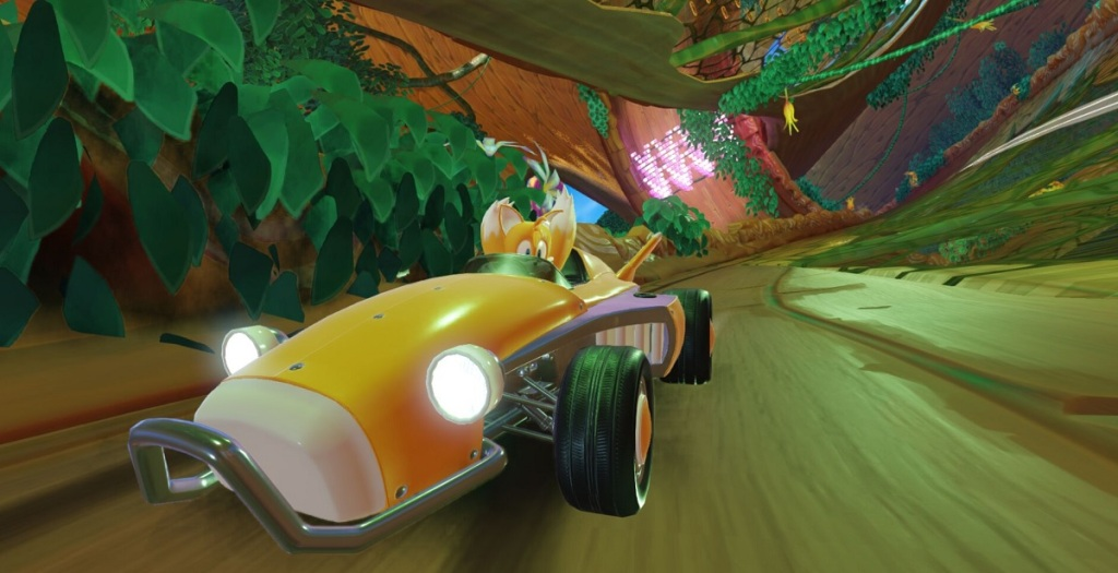 Team Sonic Racing hands-on -- Kart racing fans are getting