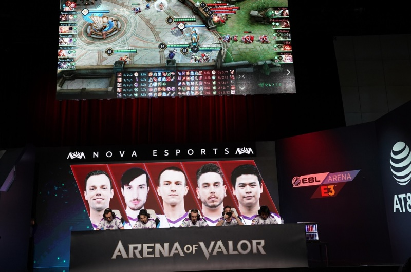 Tencent drums up an audience for its mobile esports game in the west | Tech News 2